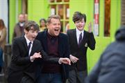 James Corden 'frees the joy' in Cadbury campaign