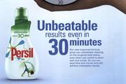 Persil ads banned after P&G complaint
