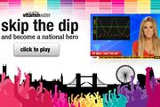 Vitaminwater Facebook app helps 'skip the dip'