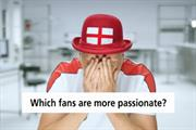 Sharp gets fans in the lab for Euro 2012 campaign