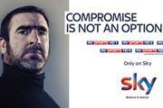 Sky enlists Cantona for Sky Sports campaign