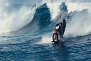 Campaign Viral Chart: DC Shoes' surfing motorcyclist takes top spot again