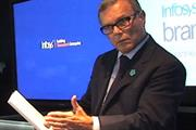VIDEO: Sorrell talks 'horizontality', frenemies and his new tech alliance