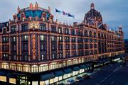 McCann wins Harrods after competitive pitch