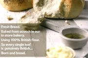 Tesco in-store bakery ad falls foul of food campaign complaint