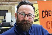 Hugh Tarpey to lead CP&B London's design unit