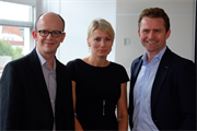 Parker and Glucklich take control of Starcom MediaVest Group UK