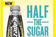 Lucozade pumps £2m into sweetening low-sugar lemonade