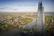 The View from the Shard hires Futureproof for ad campaign