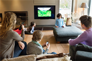 Why TV screens still occupy centre stage
