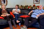 Sofaworks to sponsor Gogglebox as it moves to Friday night