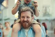 Halifax releases 'holiday dad' campaign