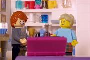 Watch 'groundbreaking' Lego ad break by PHD