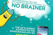 EE kicks off multimillion 'no brainer' push