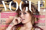 Vogue launches biggest ever March issue with 275 pages of ads