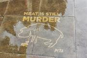 PETA spreads Meat Is Still Murder message in Morrissey's home city