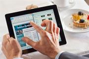MSN UK makes iPad debut