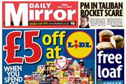 Mirror to axe 200 editorial jobs