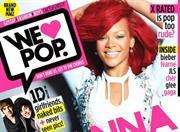 Egmont launches new teen magazine 'We Love Pop'