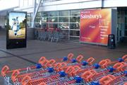 Clear Channel expands Sainsbury's estate