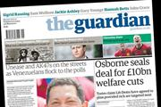 NEWSPAPER ABCs: Guardian, i and FT enjoy autumn lift