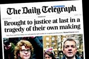 Telegraph's chief executive Murdoch MacLennan outlines restructure