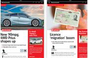 Dennis launches interactive Auto Express iPad app