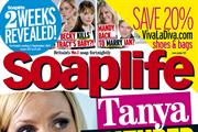 MAGAZINE ABCs: Soap titles sink in TV listings sector