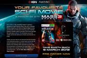 IGN partners with Pearl & Dean for Mass Effect 3 campaign