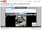 Google's YouTube to let users choose ads with TrueView
