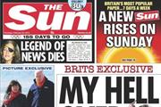Saturday Sun cut to 50p to match Sunday edition