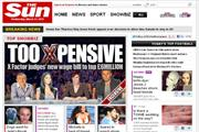 The Sun to go behind a paywall from August