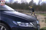 Volkswagen holds 'extreme car tests' in Auto Express videos