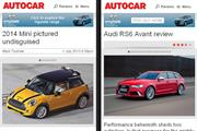 Hyundai backs first Autocar mobile site