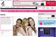Channel 4 seeks income from beauty and style portal