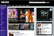 Glam Media launches Brash.com for men