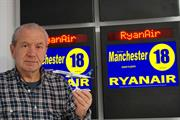 Lord Sugar and Michael O'Leary negotiate Ryanair ad deal