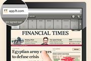 FT's HTML5 web app hits two million users in 10 months