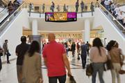 Outdoor Plus takes large format screens into shopping malls