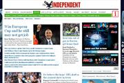 Independent's monthly unique users pass 14.5m