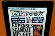 Desmond to launch iPad app for Express *This section is currently not updating due to glitch please use 'search'.