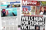 Guardian and Daily Mirror increase cover prices