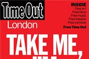 Free Time Out attracts big-brand advertisers