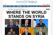 Huffington Post to launch in Brazil with Abril