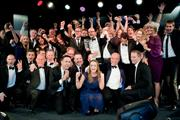 ITV and Manning Gottlieb OMD win big at Media Week Awards