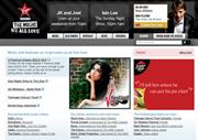 SMG coy on Virgin Radio, Pearl & Dean sales