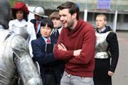 BBC Three partners BuzzFeed for Jack Whitehall show