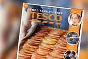 Tesco launches UK's biggest magazine