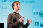 Zuckerberg wins latest Facebook challenge