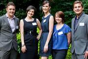 Northumbria Uni team wins IDM student award